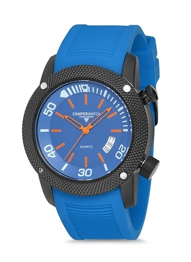 Camper Watch Saat Mavi